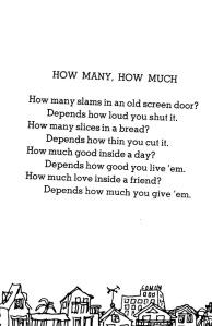 Shel Silverstein - How Much!
